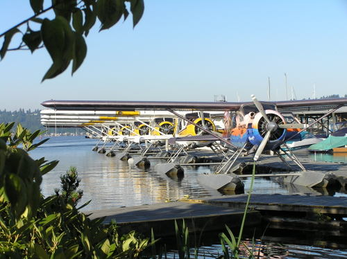 The Kenmore Air Fleet